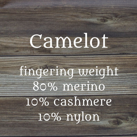 Dye to Order Camelot