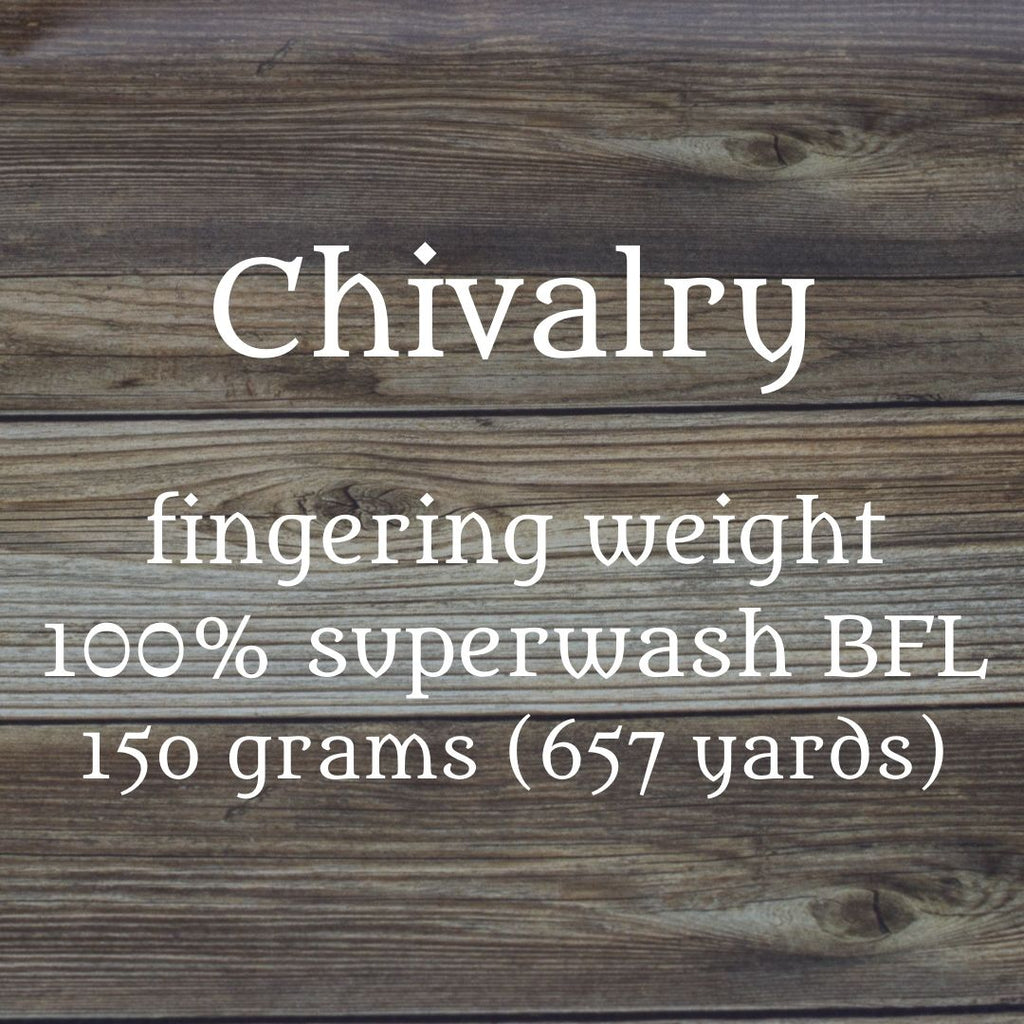 Dye to Order Chivalry
