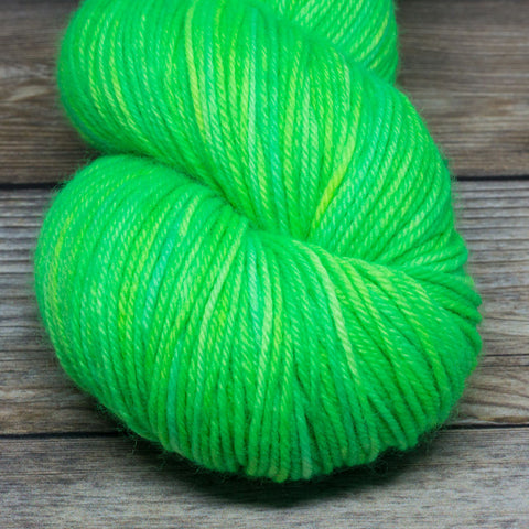 Camelot in Dinadan - Round Table Yarns hand-dyed yarn