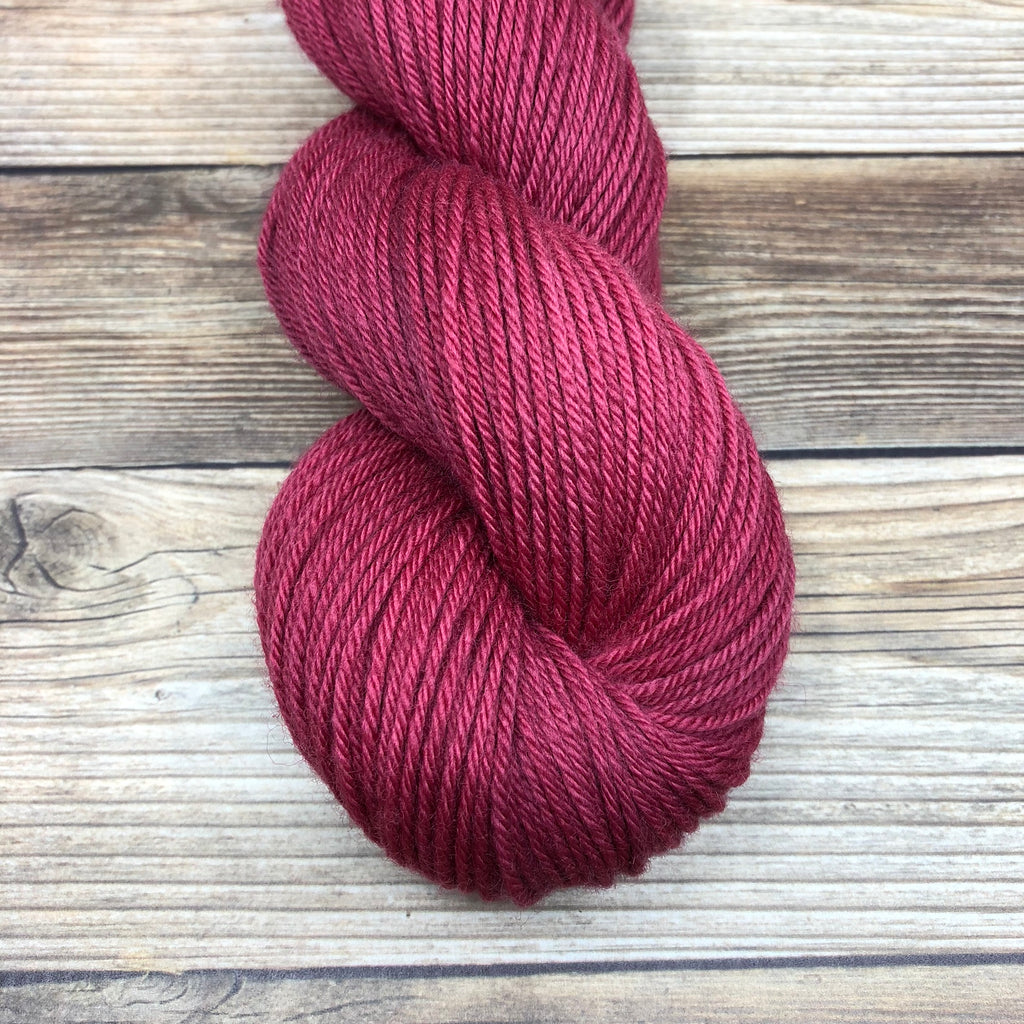 Cornwall in Gwynedd - Round Table Yarns hand-dyed yarn tonal semi-solid self-striping
