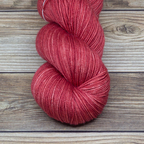 Grail in Love Potion - Round Table Yarns hand-dyed yarn tonal semi-solid self-striping