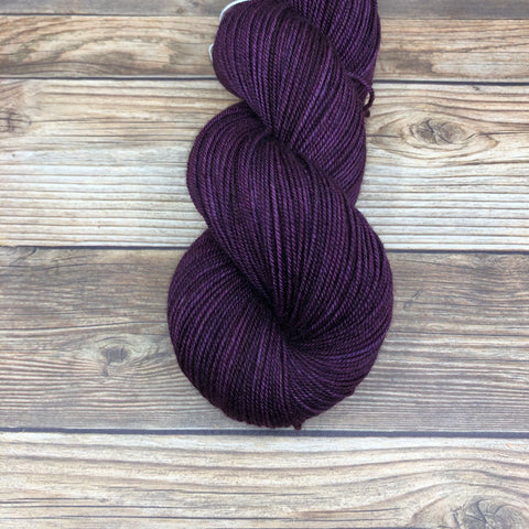 Legend in Lunete's Plight - Round Table Yarns hand-dyed yarn tonal semi-solid self-striping