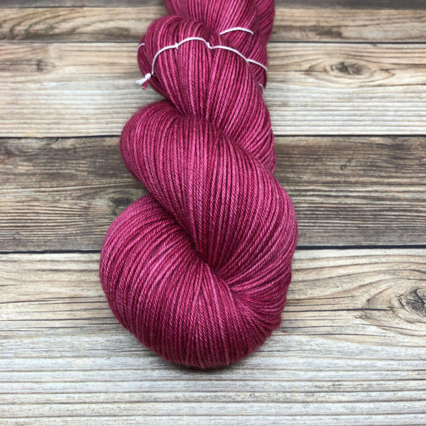 Merlin in Gwynedd - Round Table Yarns hand-dyed yarn tonal semi-solid self-striping