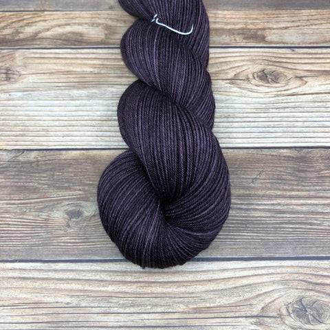 Merlin in Morold - Round Table Yarns hand-dyed yarn tonal semi-solid self-striping