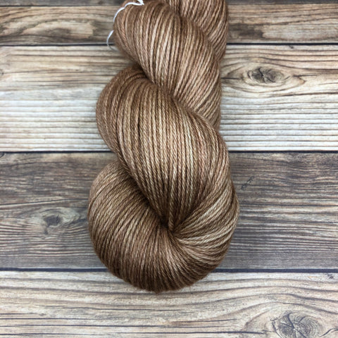 Camelot in Sir Kay - Round Table Yarns hand-dyed yarn tonal semi-solid self-striping
