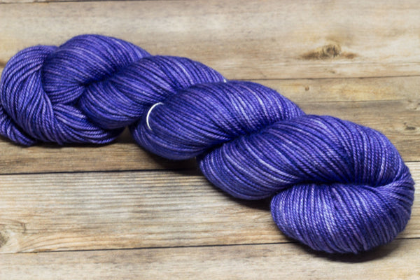 Avalon in Tintagel - Round Table Yarns hand-dyed yarn