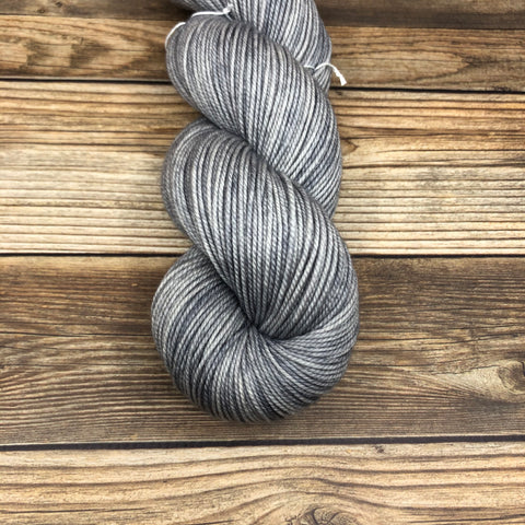 Tristan in Uther - Round Table Yarns hand-dyed yarn tonal semi-solid self-striping