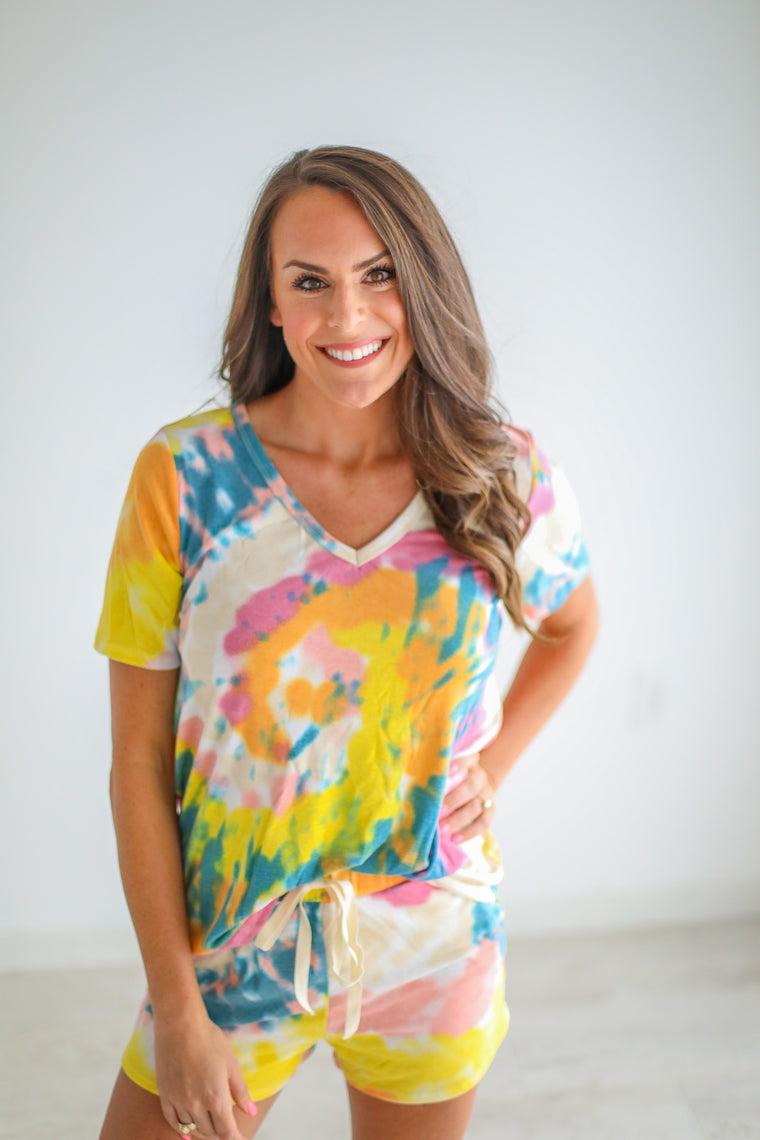 Kaleidoscope Dream Tie Dye Set