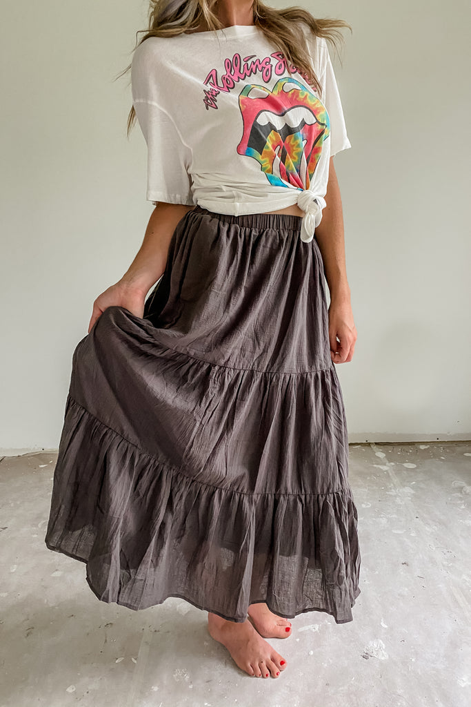 Lala Tiered Skirt