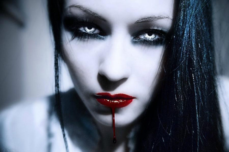 Becoming a Vampire Goth - Do You Have The Bite For It?-The Black Ravens
