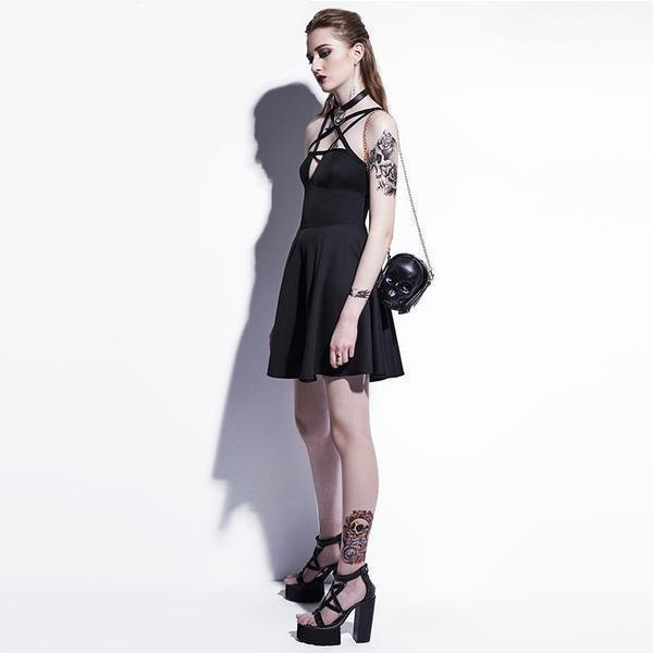 Different Styles Of Dress For Dark Gothic Girls And Emos The Black