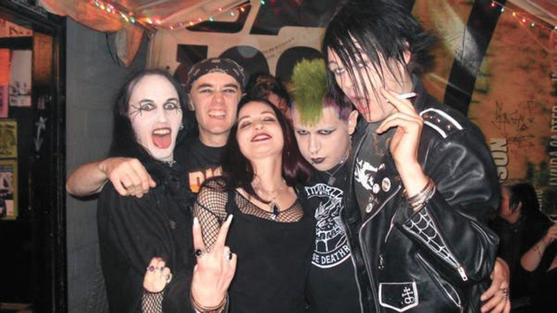How to Get into the Goth Scene-The Black Ravens
