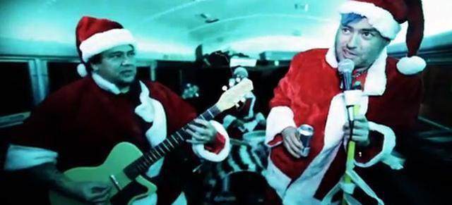 The Christmas Punk Playlist - Punky Songs To Jingle Your Bells-The Black Ravens