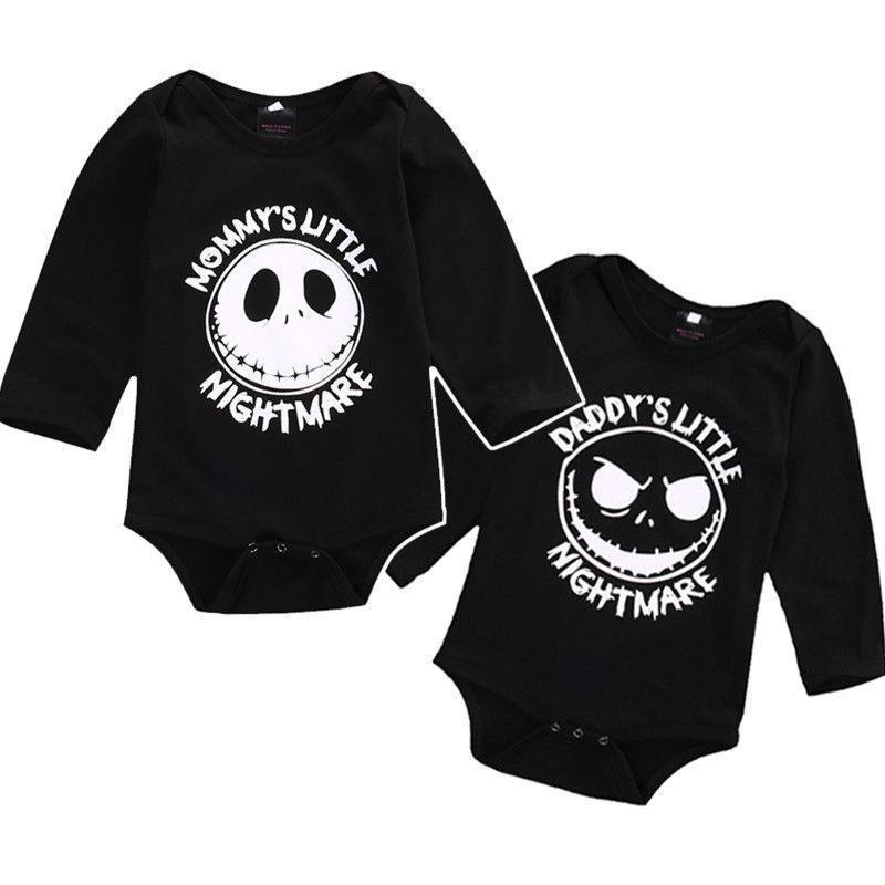 Adorable Toddlers Jack Skellington Pyjamas - The Black Ravens