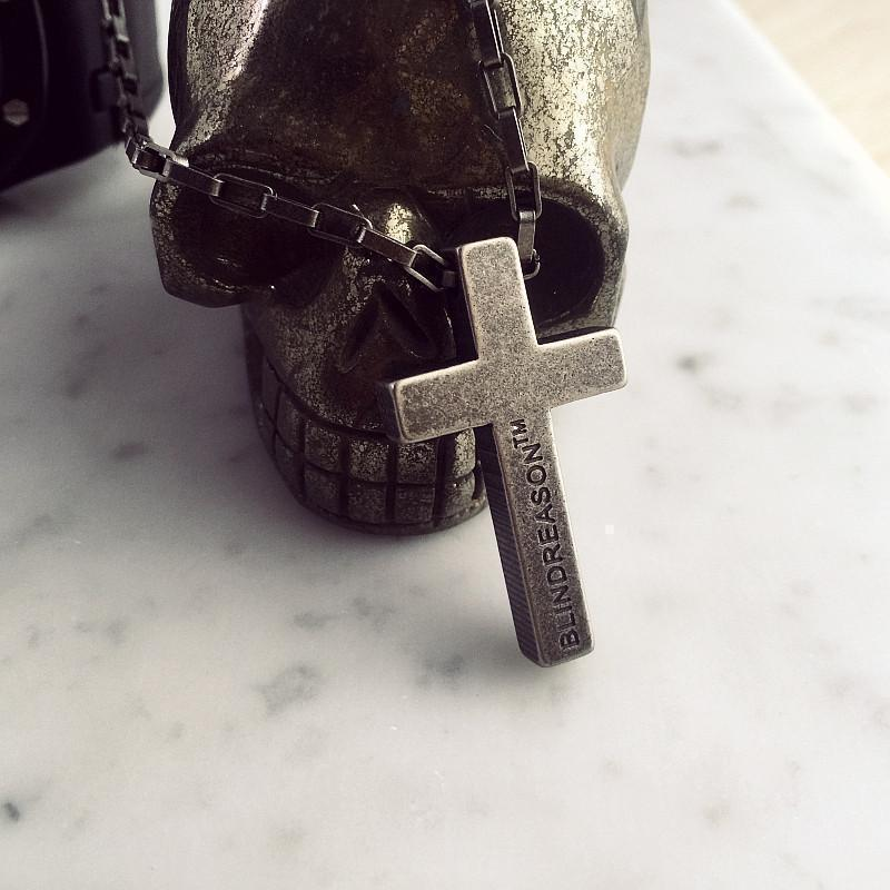 Awesome Crucifix Chains For Guys - The Black Ravens