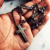Awesome Crucifix Chains For Guys-