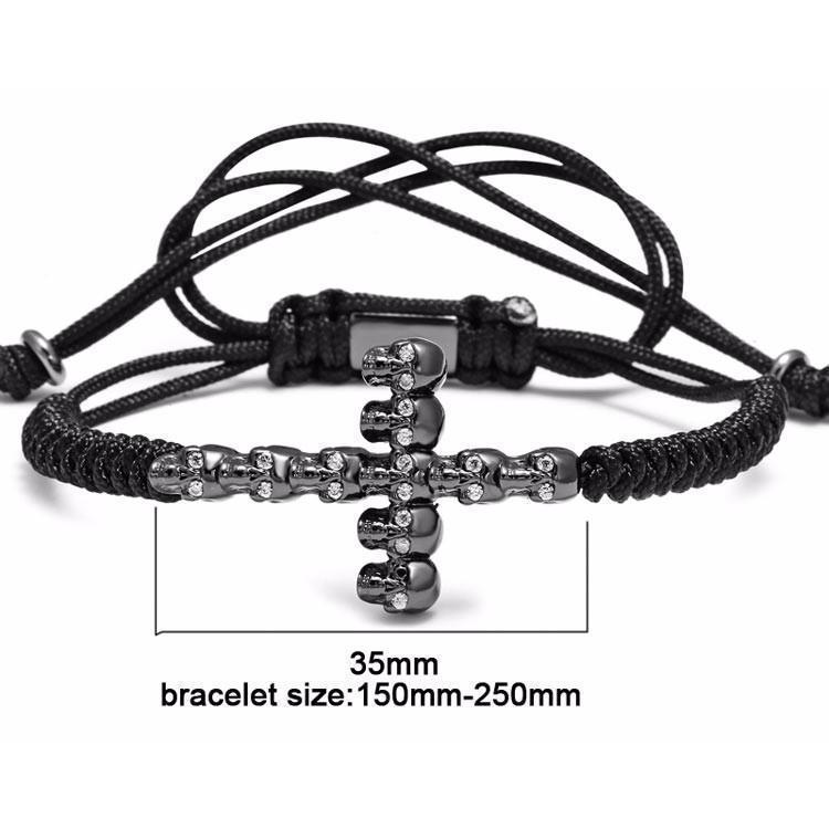 Awesome Handmade Steel Bracelets For Guys - The Black Ravens