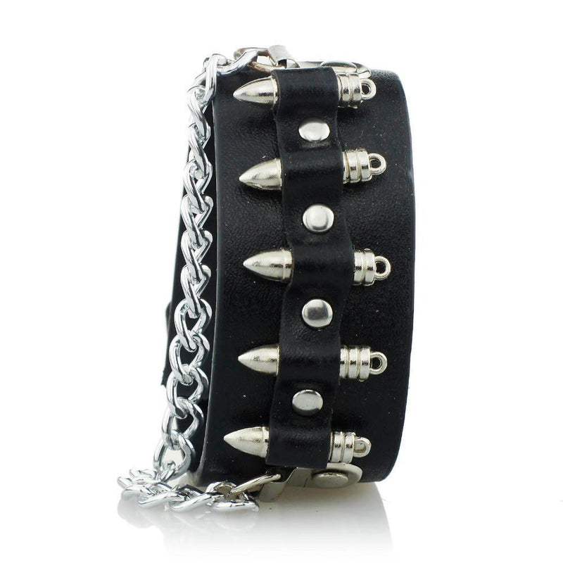 Bullet-Style Charm For Men and Women - The Black Ravens