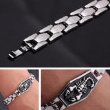 Cool Unisex Astrology Scorpio Bangle-