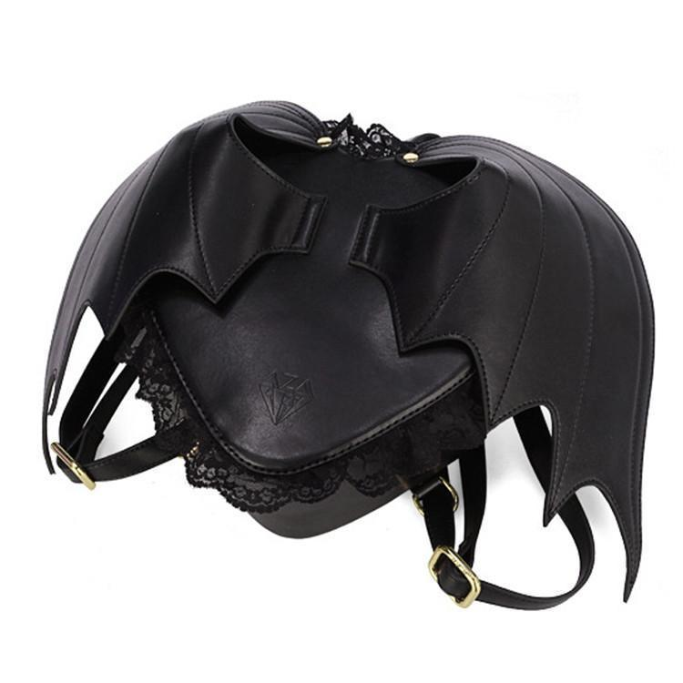 Cute 'Batpack' Bag For Women - The Black Ravens