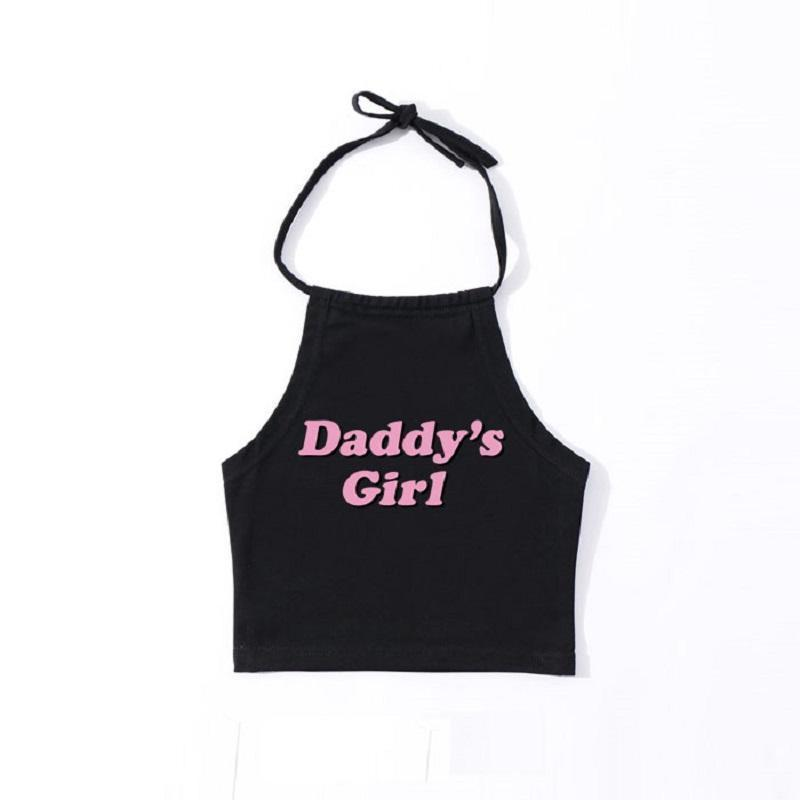 Cute Daddy's Girl Punk Tee - The Black Ravens