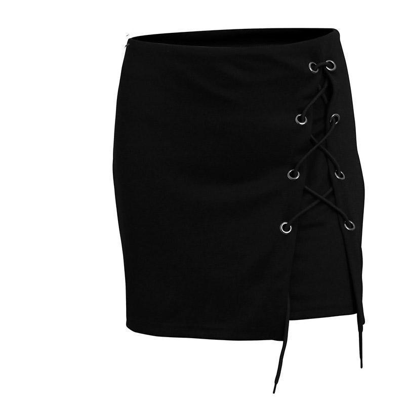 Cute Lace Skirts For Women - The Black Ravens