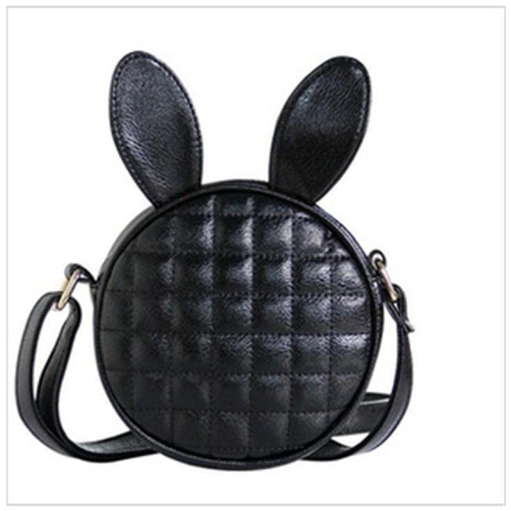 Cute Rabbit Ear Bag - The Black Ravens