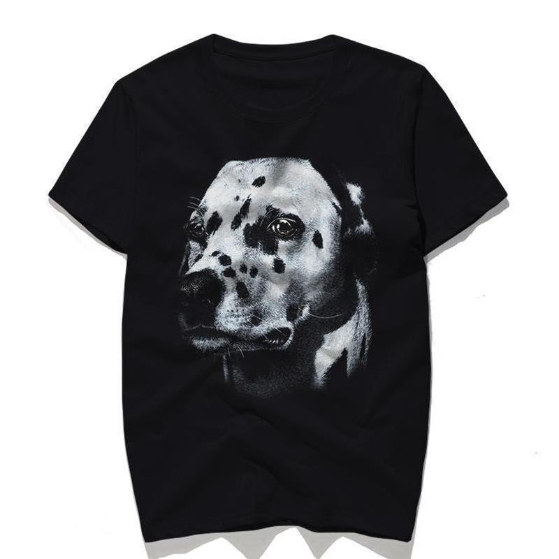 Dark Dalmatian Rocker T-Shirt - The Black Ravens