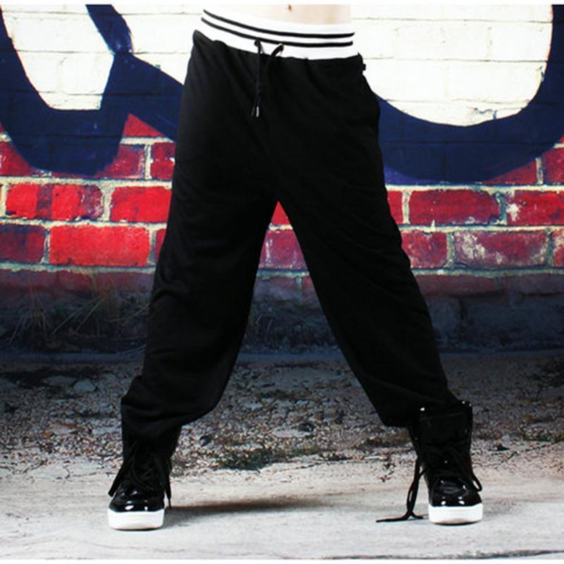 Funny Loose Rocker Leg Bone Pants-
