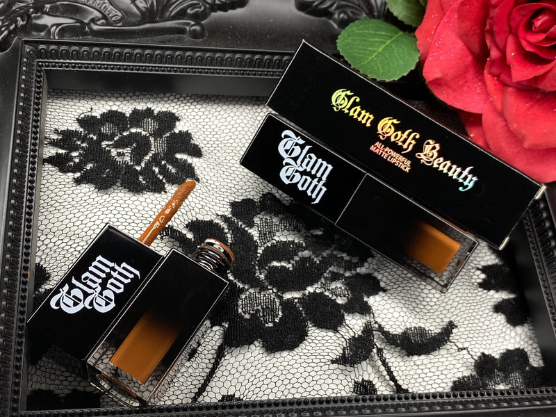 Glam Goth Beauty Lipstick Perish - The Black Ravens