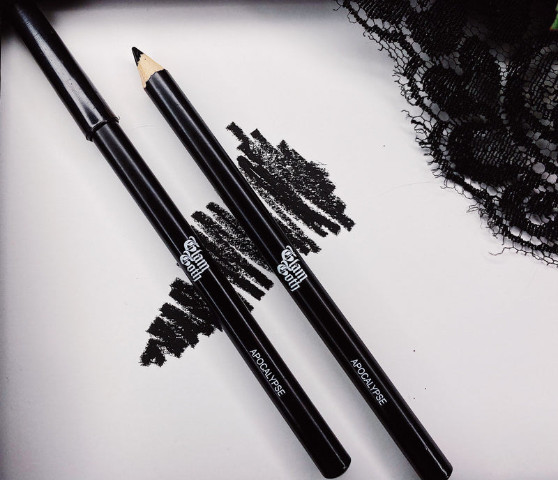 Glam Goth Beauty Lip Liner Apocalypse - The Black Ravens