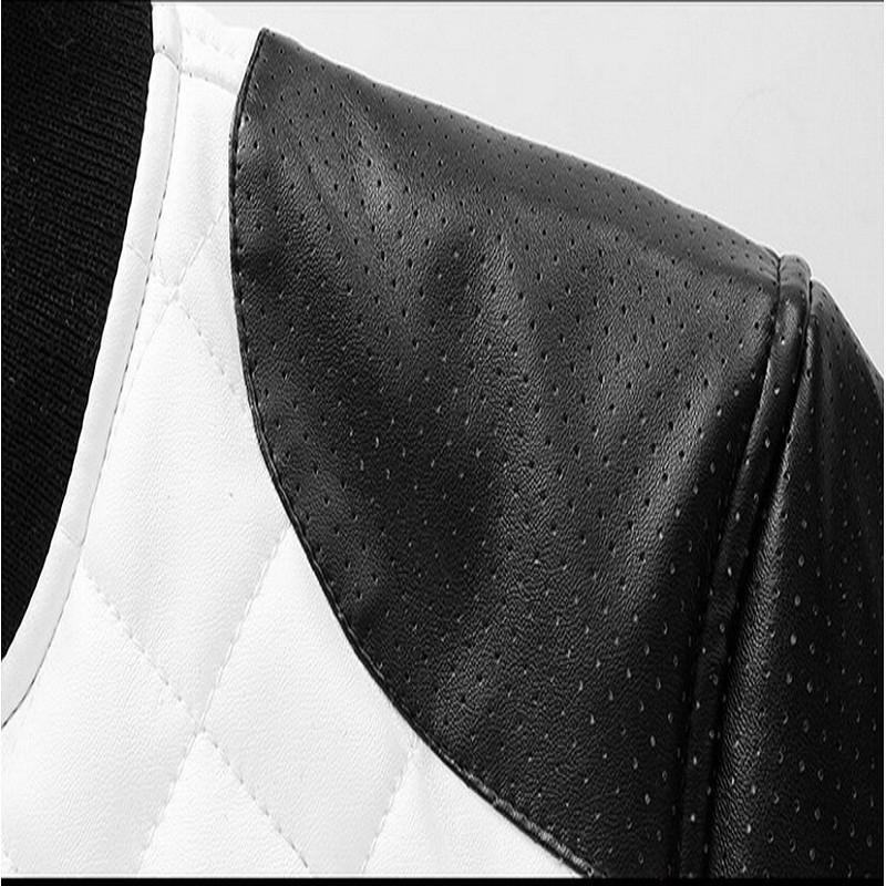 Killer Guys Puffy Real Leather Jackets - The Black Ravens