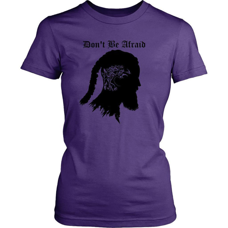 Powerful Quote Tee For Women - The Black Ravens