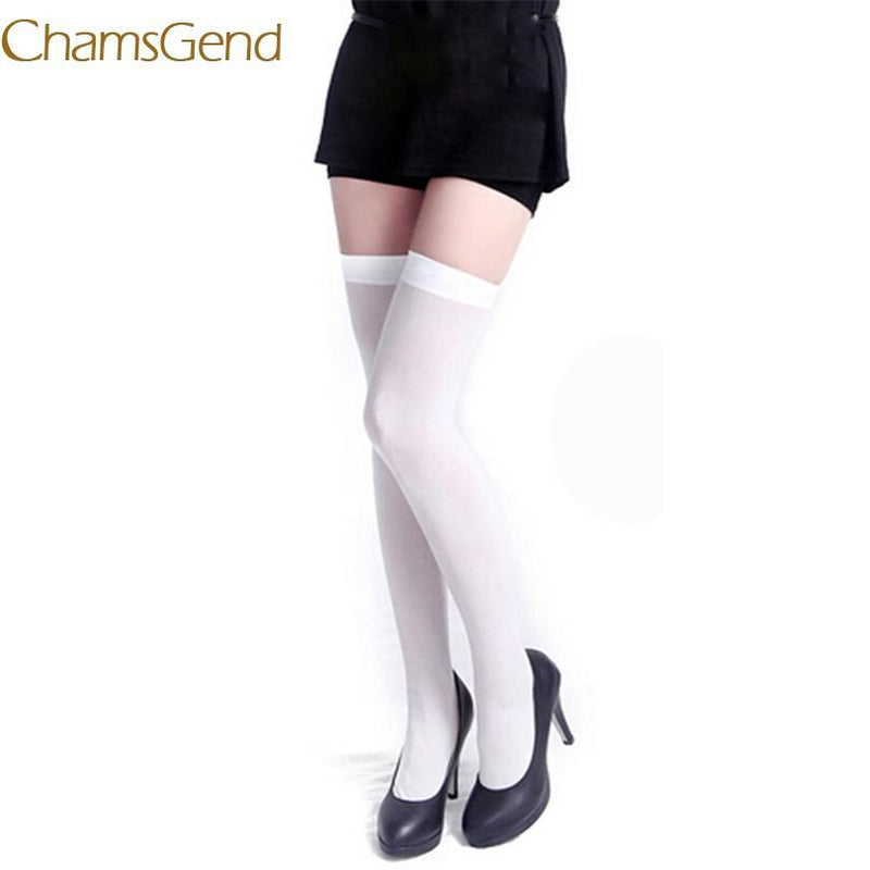 Durable Fashion sexy stocking For women  Sexy Women Long Over Knee Thigh-High Stockings Nightclub Pantyhose - The Black Ravens