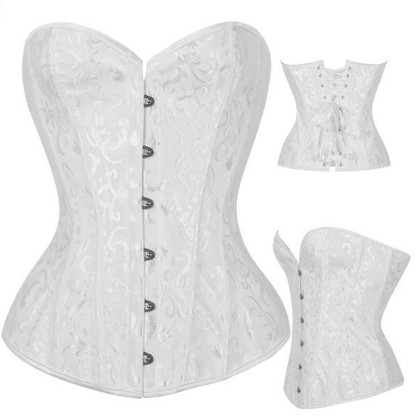 Sexy Classic Body Corset Waist Trainer - The Black Ravens