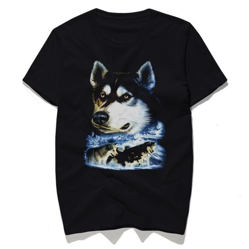 Snow Dog High Definition Rocker Tops - The Black Ravens