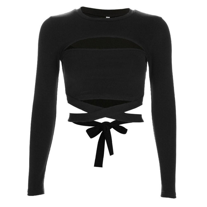 Stylish Hot and Sexy Ladies Crop Top - The Black Ravens