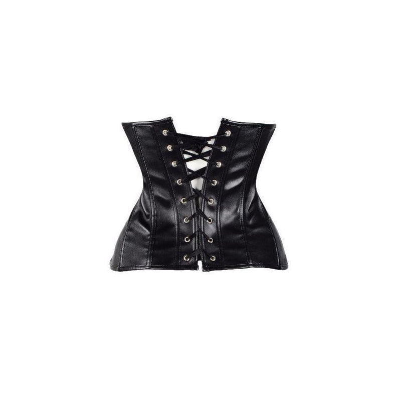Tight Body Shaping Women's Under Bust Corsets - The Black Ravens