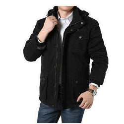 Winter Rocker Guys Jacket-black-M-