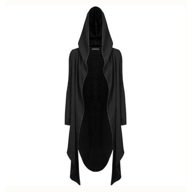 Women's Casual Long Coat-S-