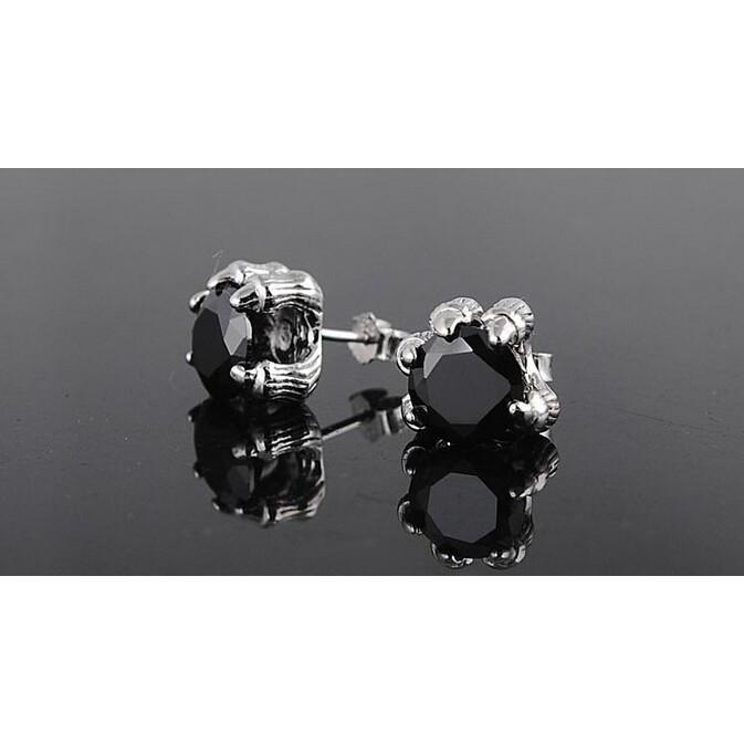Women's Mythical Crystal Dragons Earpiece - The Black Ravens