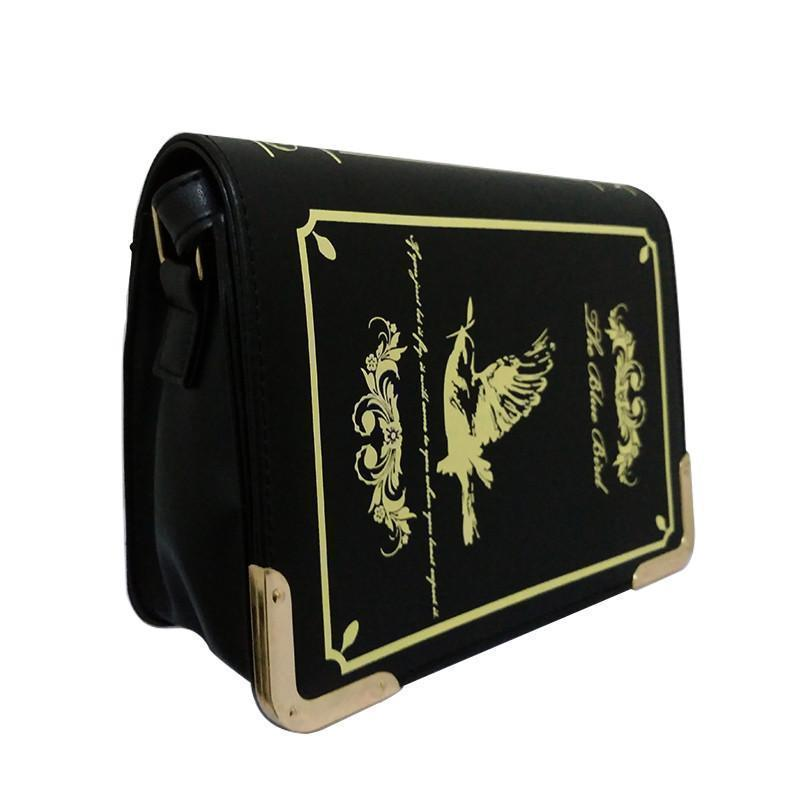 Women's Spellbook Occult Bags - The Black Ravens