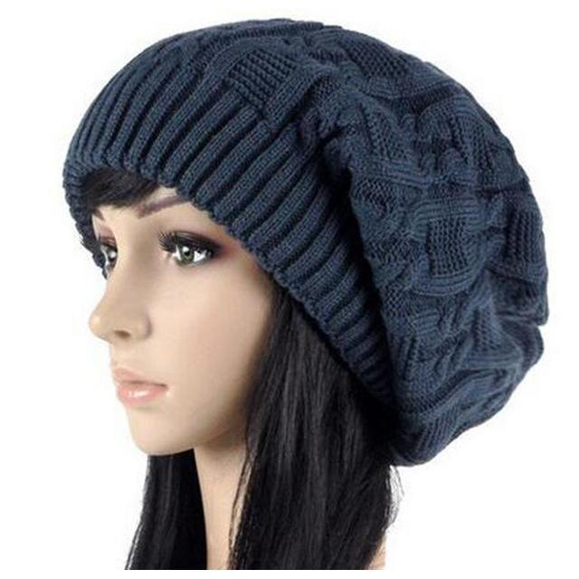 Buy Cute Baggy Thick Cotton Beanie Hats For Women Online  e9b2e581f3
