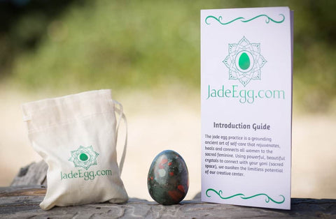 the jade egg package