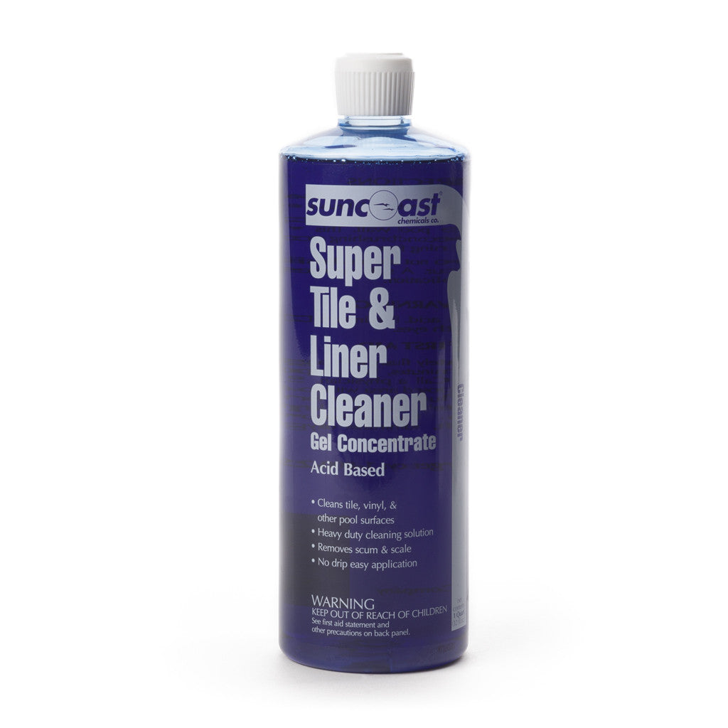 Suncoast Super Tile & Liner Cleaner Gel Concentrate