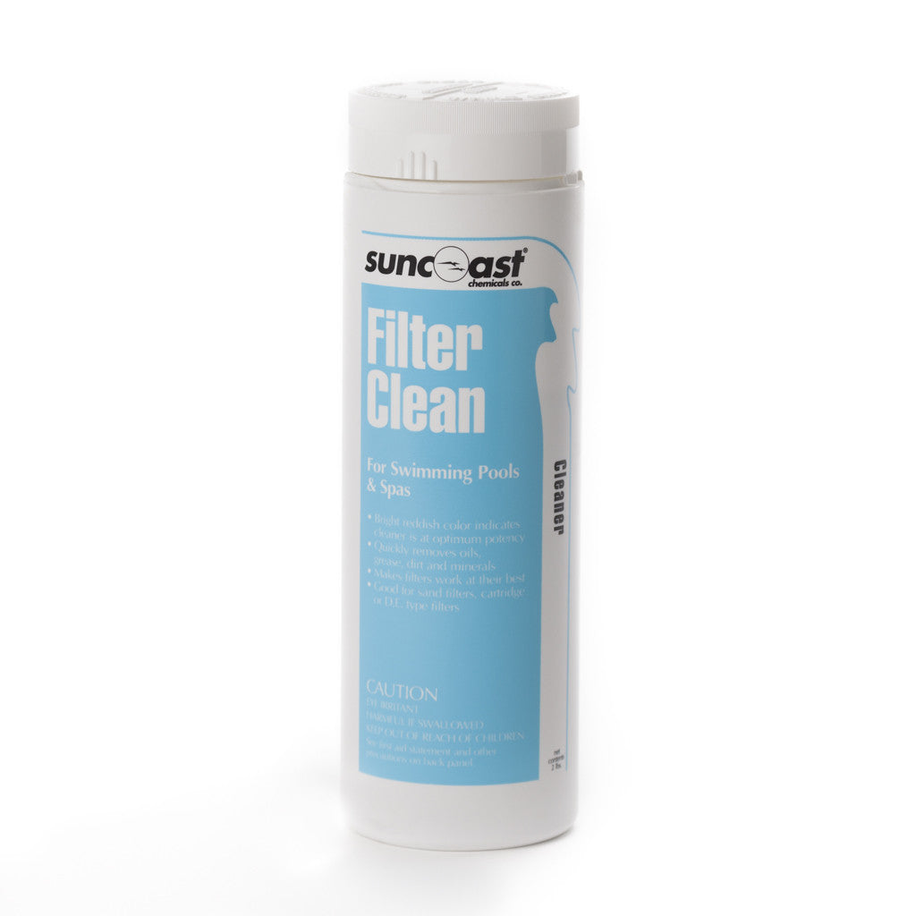 View Suncoast Filter Clean, 2 Lb. Product
