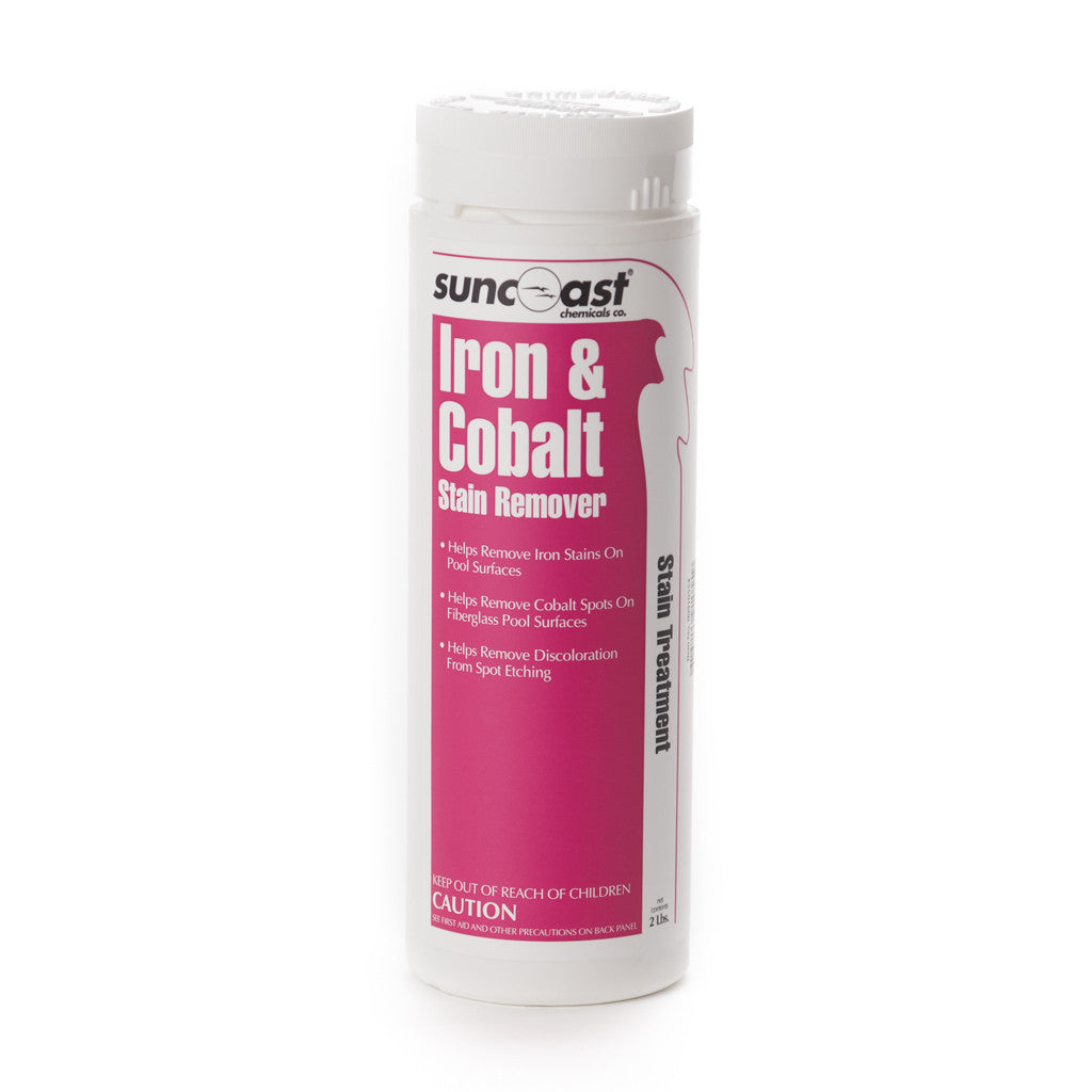 Suncoast Iron & Cobalt Stain Remover, 2 Lb.