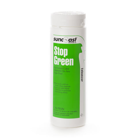 Suncoast Stop Green Algaecide, 2 Lb.