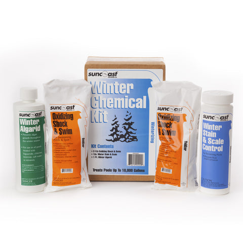 Suncoast Winter Chemical Kit