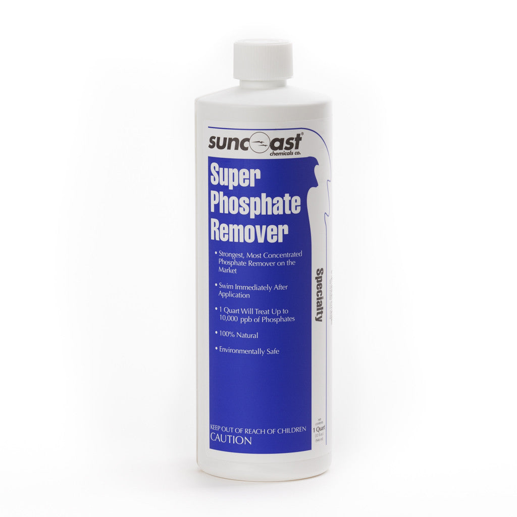 Suncoast Super Phosphate Remover, Qt.